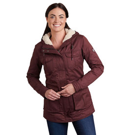 Kuhl W's Fleece Lined Luna Jacket, Kalamata