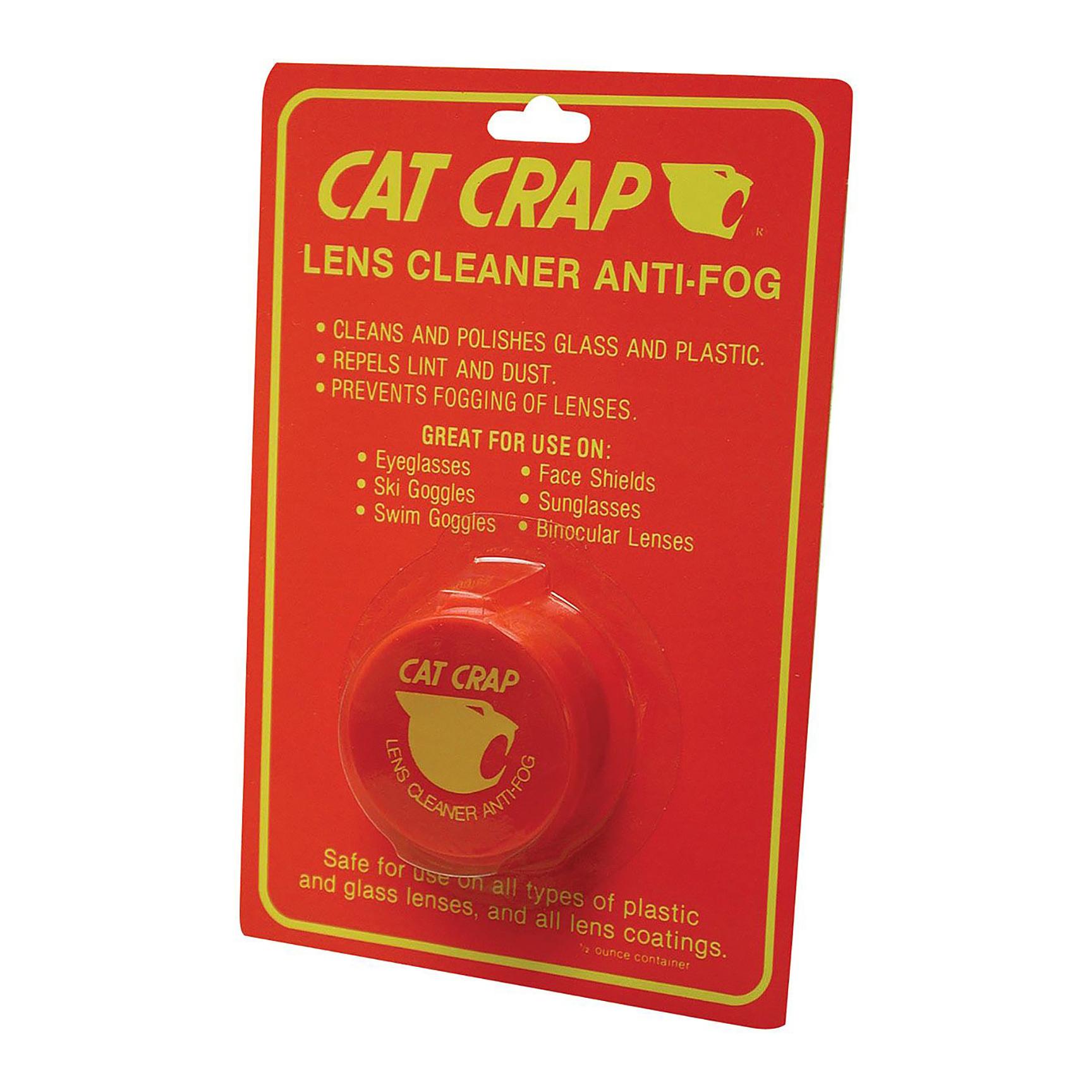 Cat Crap Anti-Fog Blister Pack-1