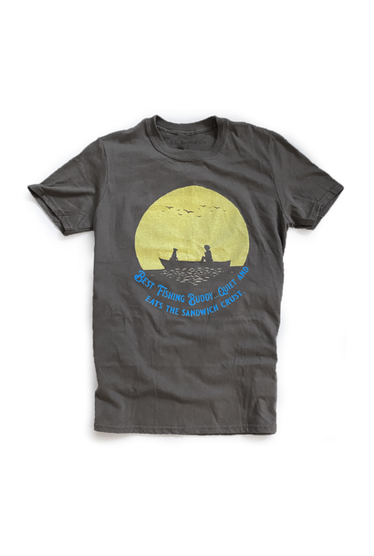 Best Fishing Buddy T-shirt
