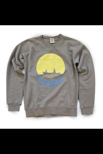 Best Fishing Buddy Sweatshirt