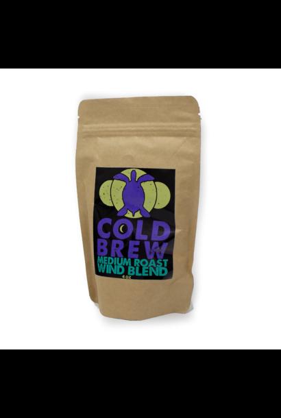 Medium Roast Wind Blend Coffee, 4 oz