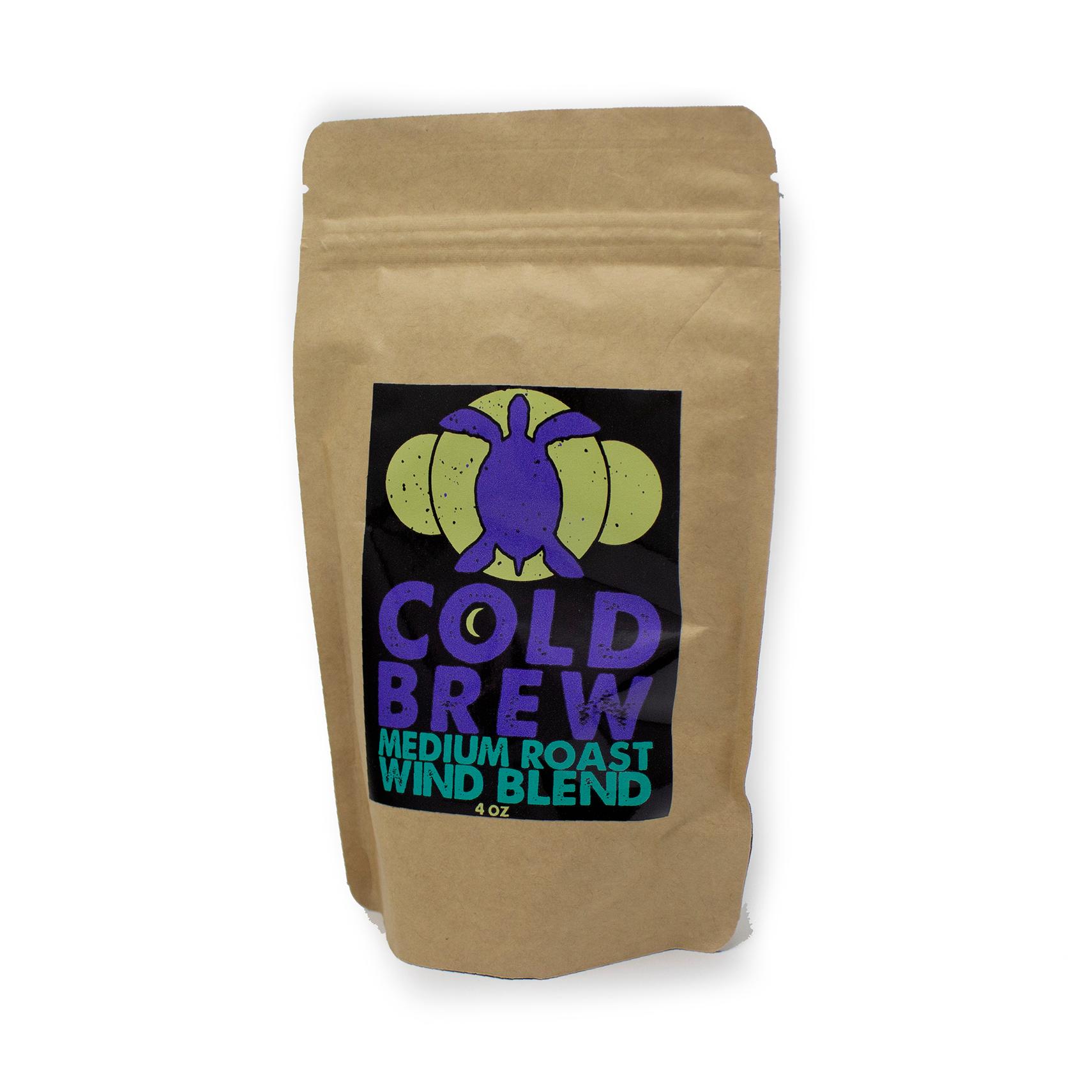 Medium Roast Wind Blend Coffee, 4 oz-1