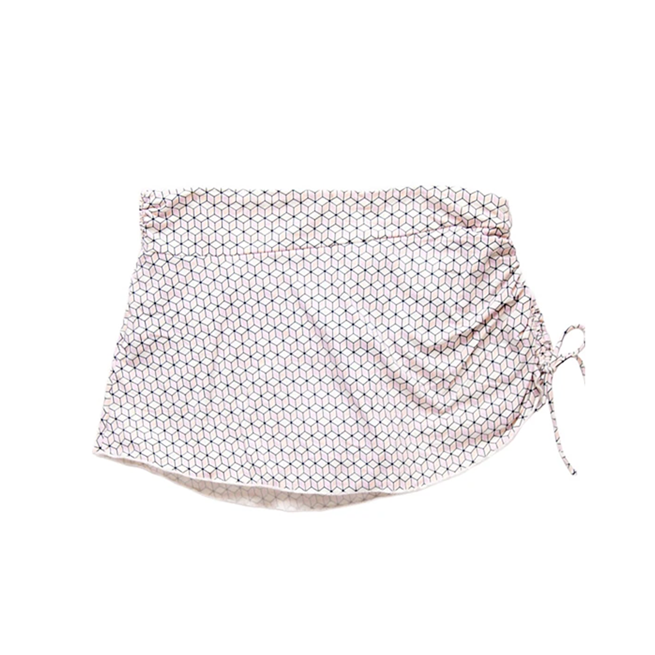 Hoku Swim Skirt: Paige-1