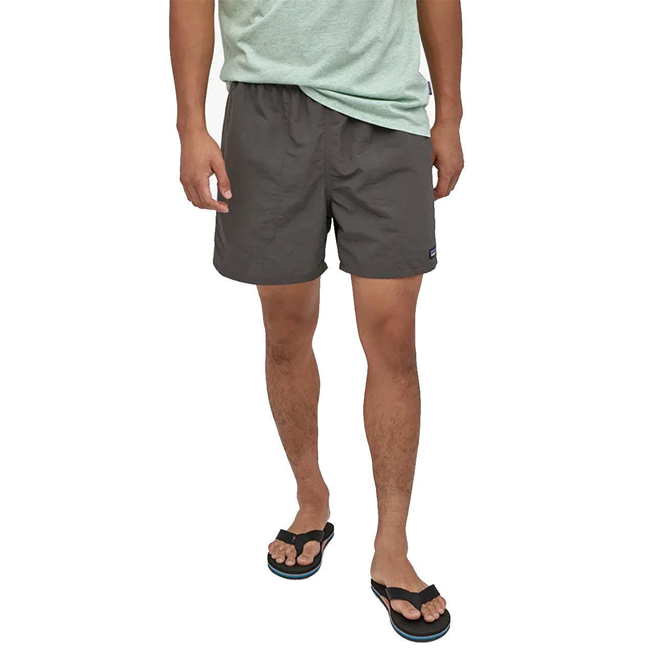 "Men's Baggies Shorts -5"", Forge Grey-2"