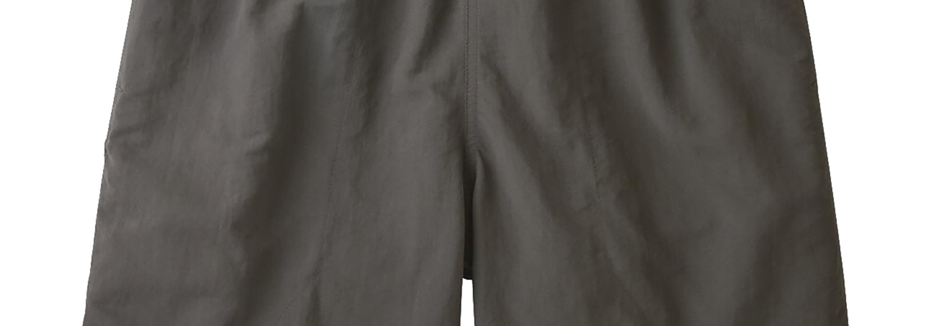 "Men's Baggies Shorts -5"", Forge Grey"