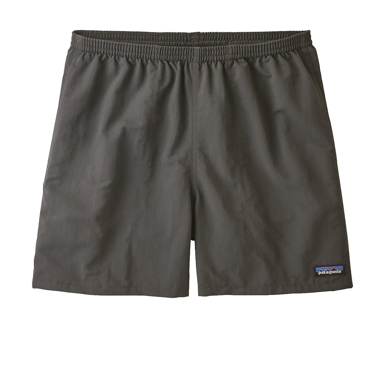 "Men's Baggies Shorts -5"", Forge Grey-1"