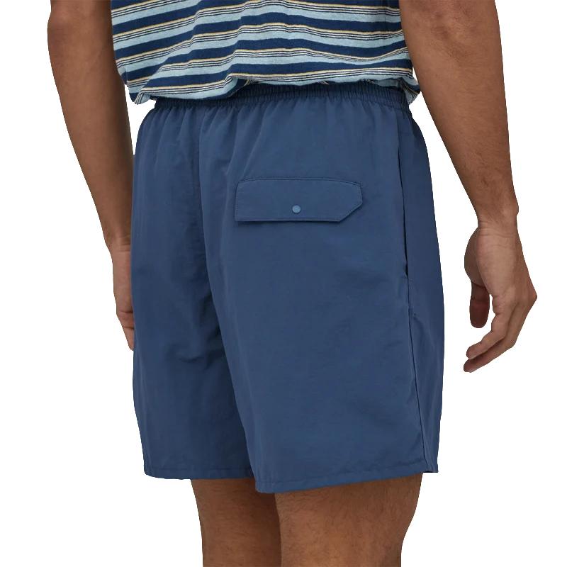 "Men's Baggies Shorts - 5"" Stone Blue-3"