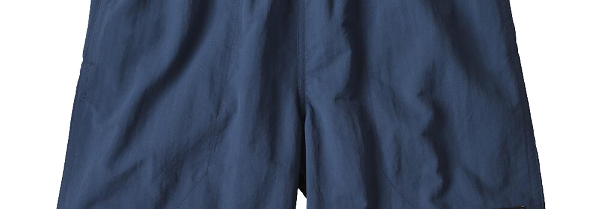 "Men's Baggies Shorts - 5"" Stone Blue"