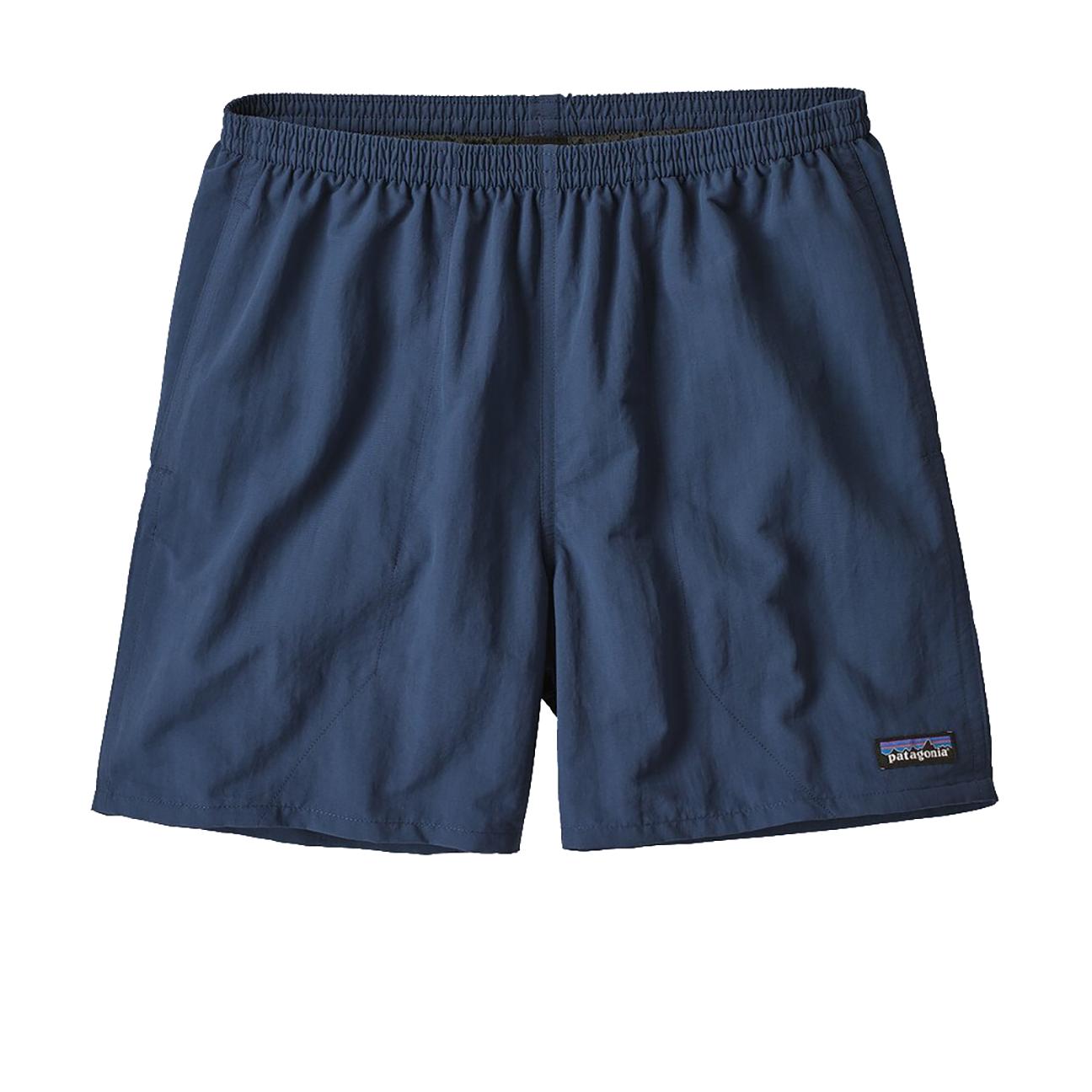 "Men's Baggies Shorts - 5"" Stone Blue-1"