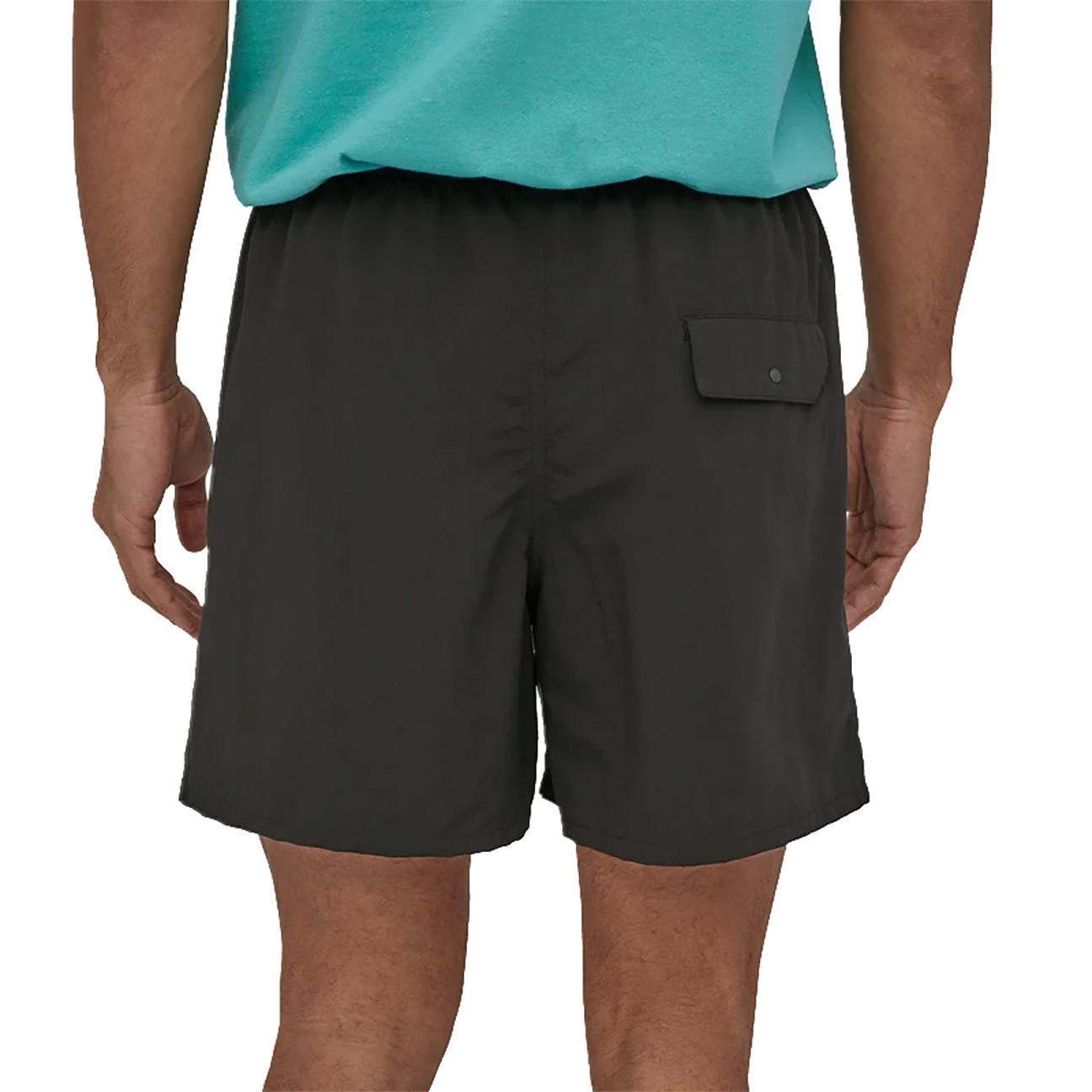 "Men's Baggies Shorts - 5"", Black-3"