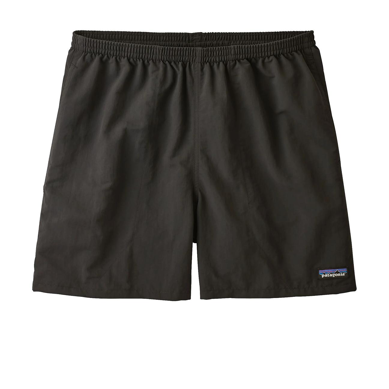 "Men's Baggies Shorts - 5"", Black-1"