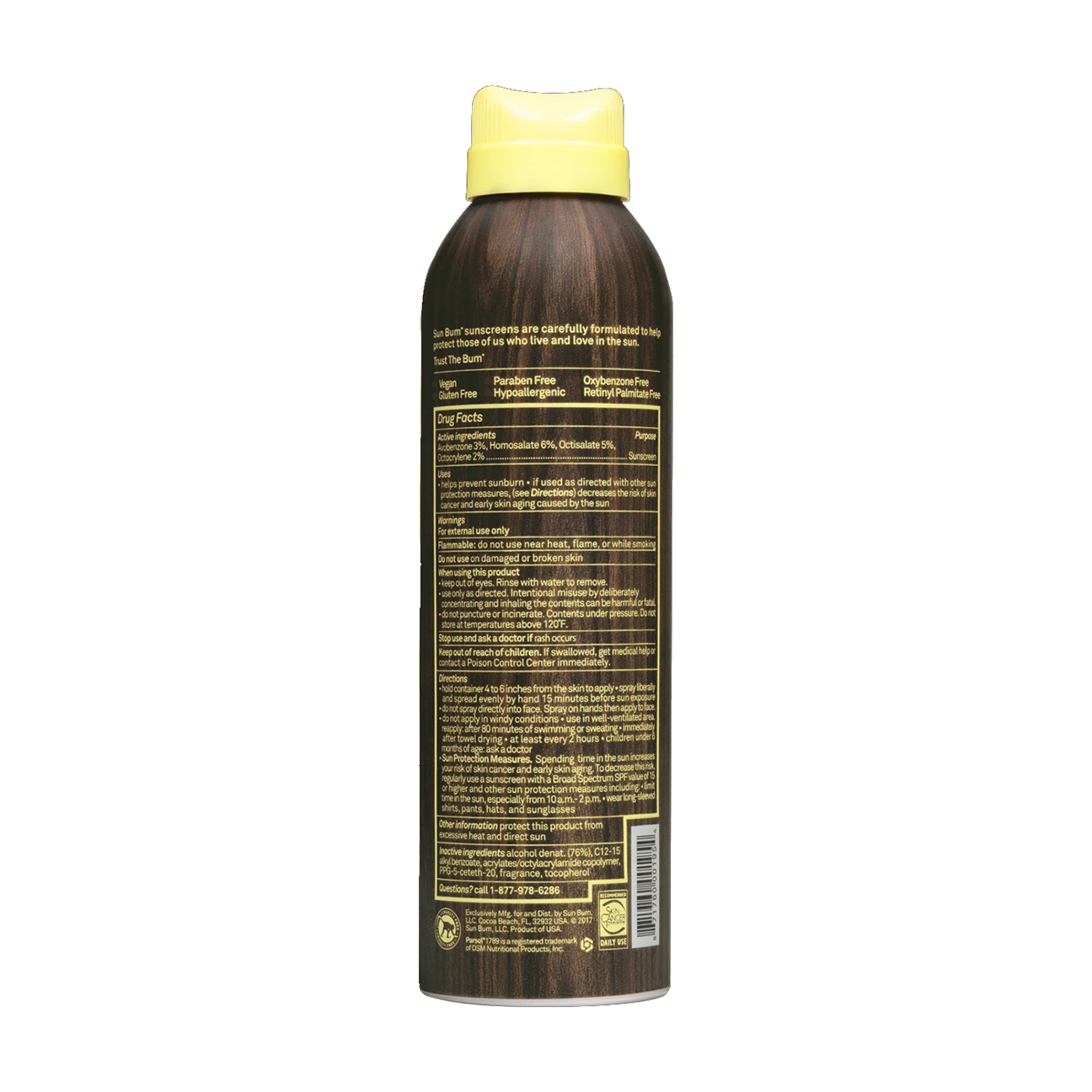 Original SPF 15 Sunscreen Spray, 6oz-2