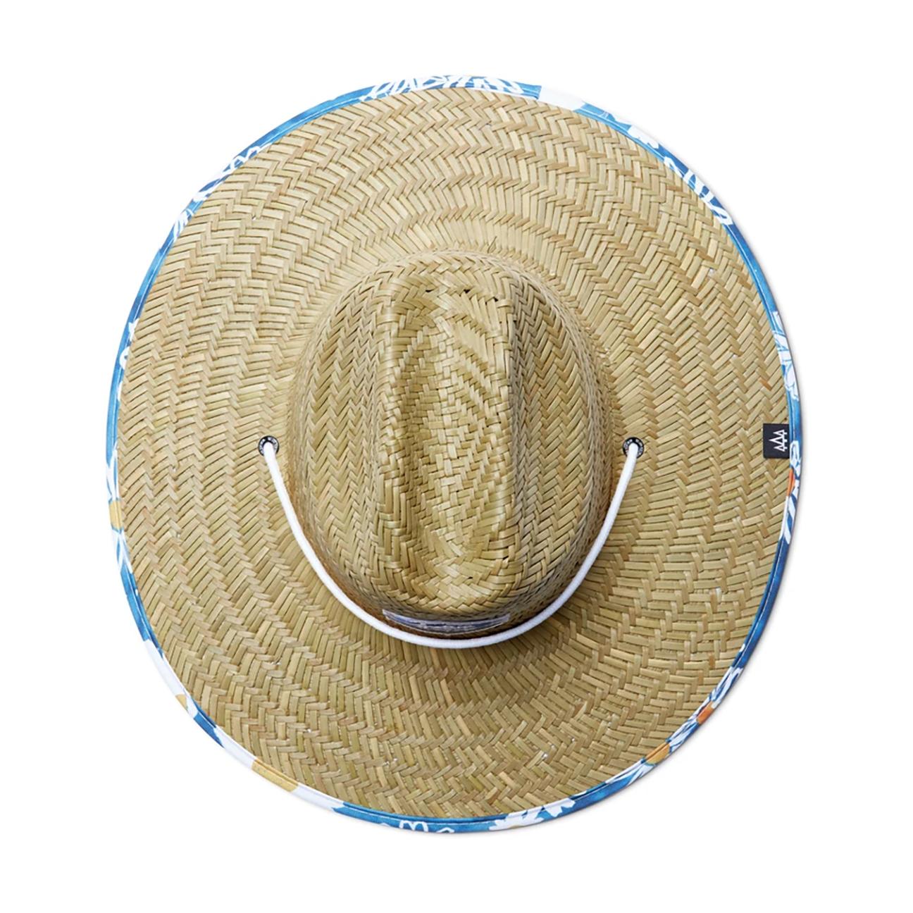 Daisy Print Hat, Lazy Dazy-4