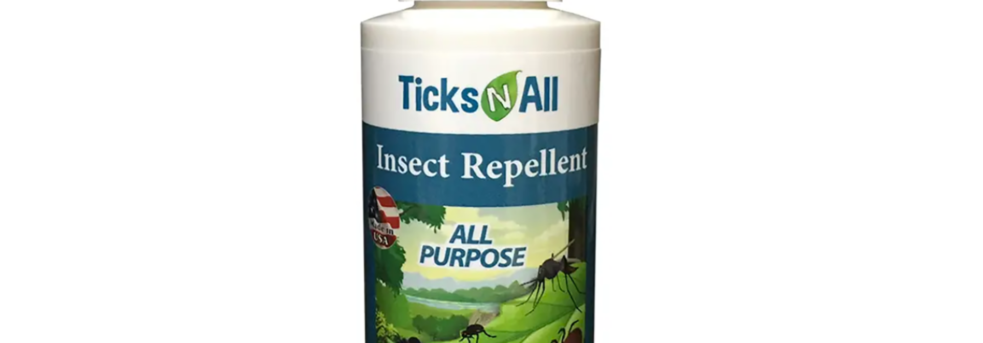 All Purpose Insect Repellent, 4 oz.