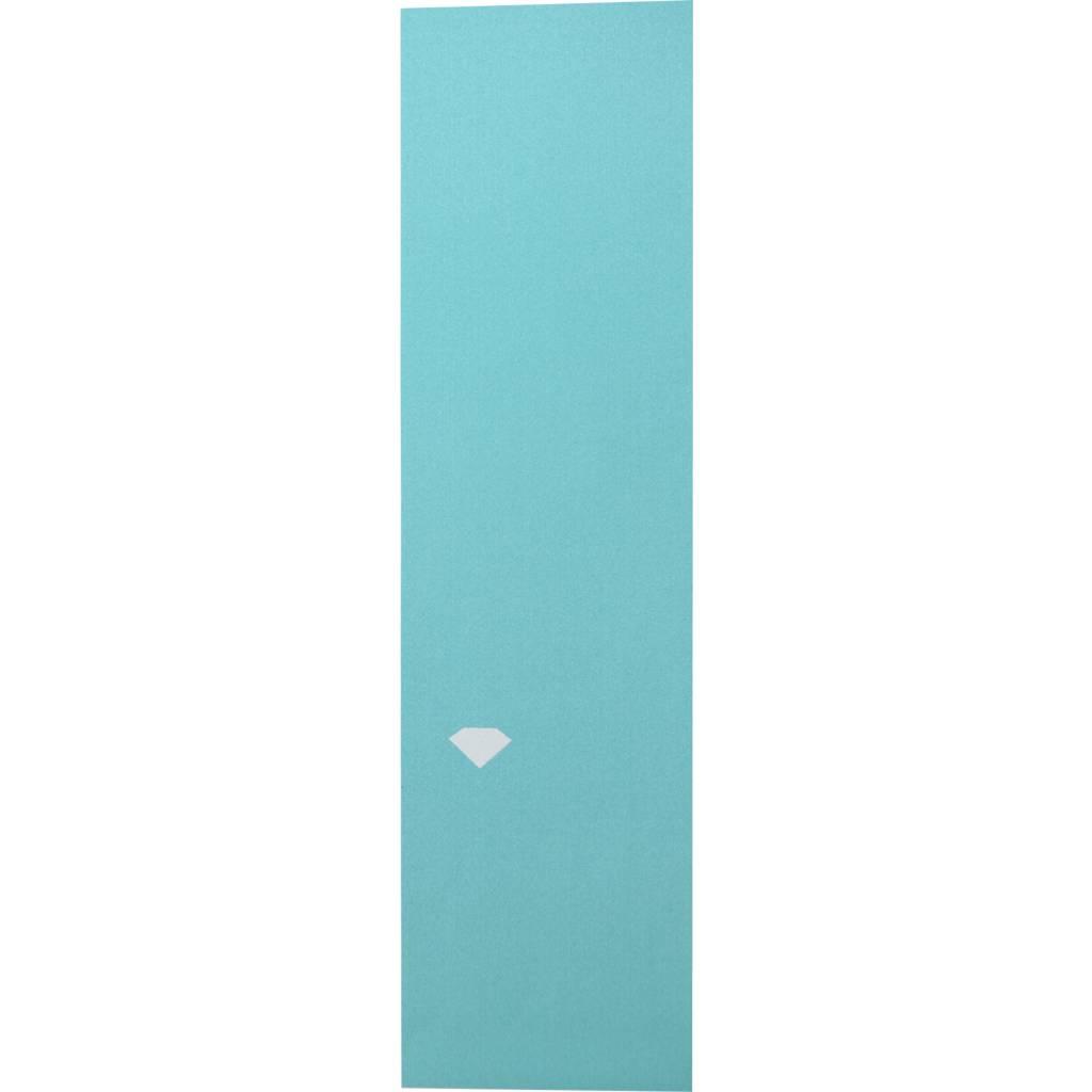 Eastern Skate Supply Diamond Blue/White Grip, Single Sheet
