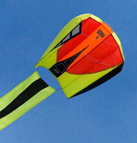 Bora 5 Kite, Blaze-2