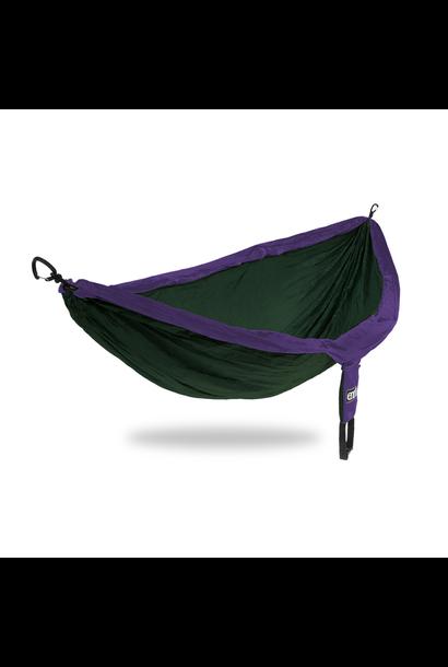 DoubleNest Hammock, Purple/Forest