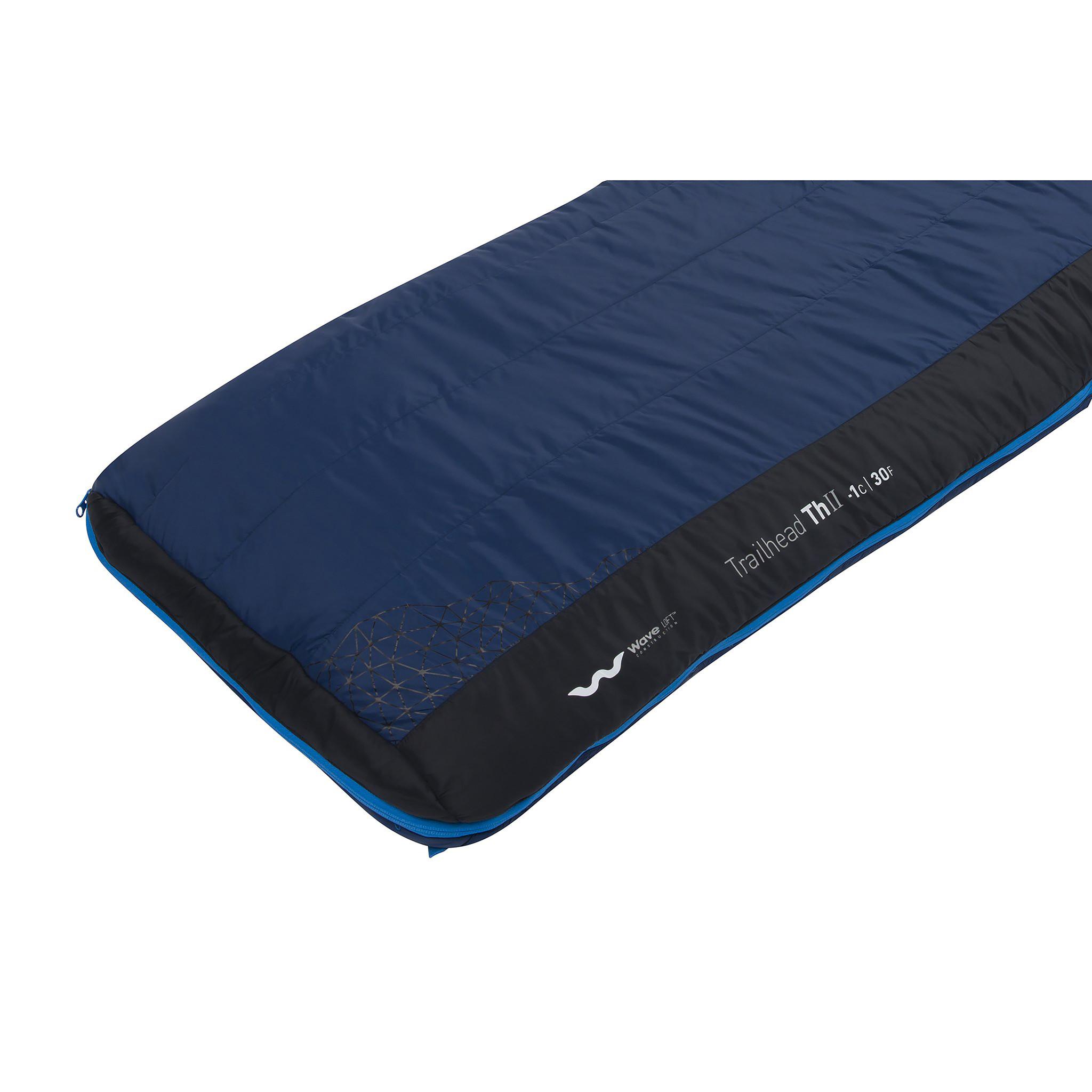 Trailhead Synthetic Sleeping Bag, 30F, Long-4
