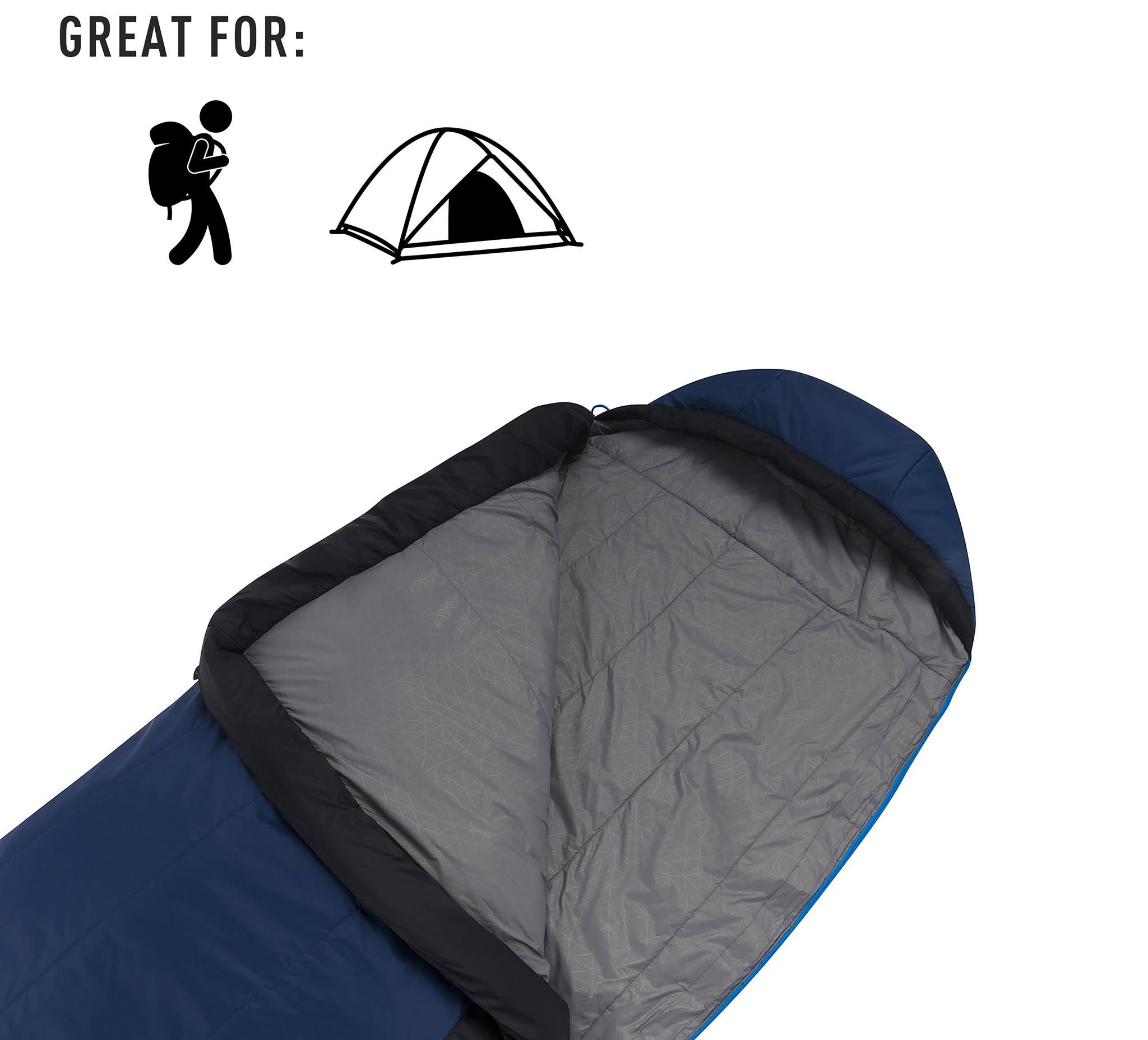 Trailhead Synthetic Sleeping Bag, 30F, Long-3