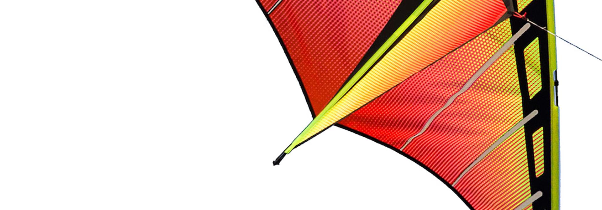Zenith 5 Delta Kite, Infrared