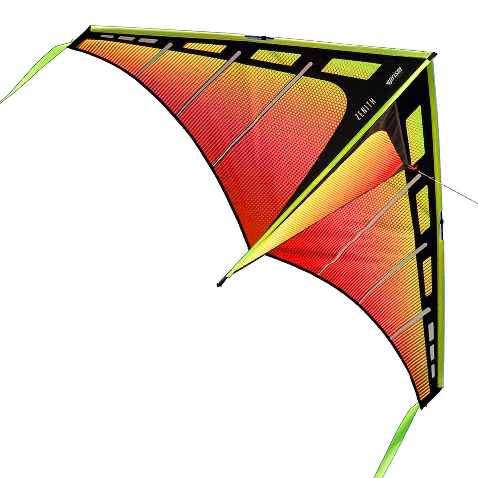 Zenith 5 Delta Kite, Infrared-1