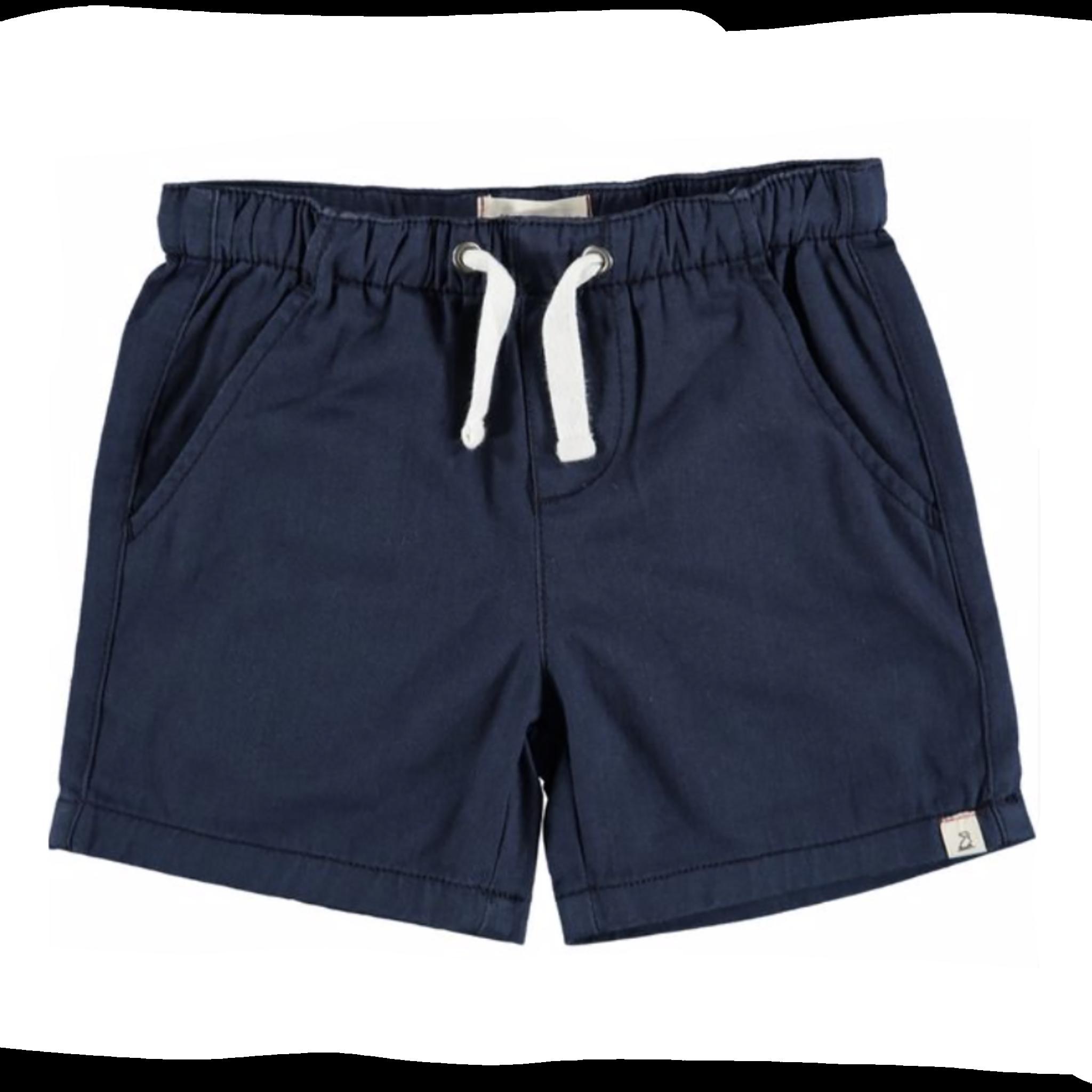 Kid's Twill Shorts-5
