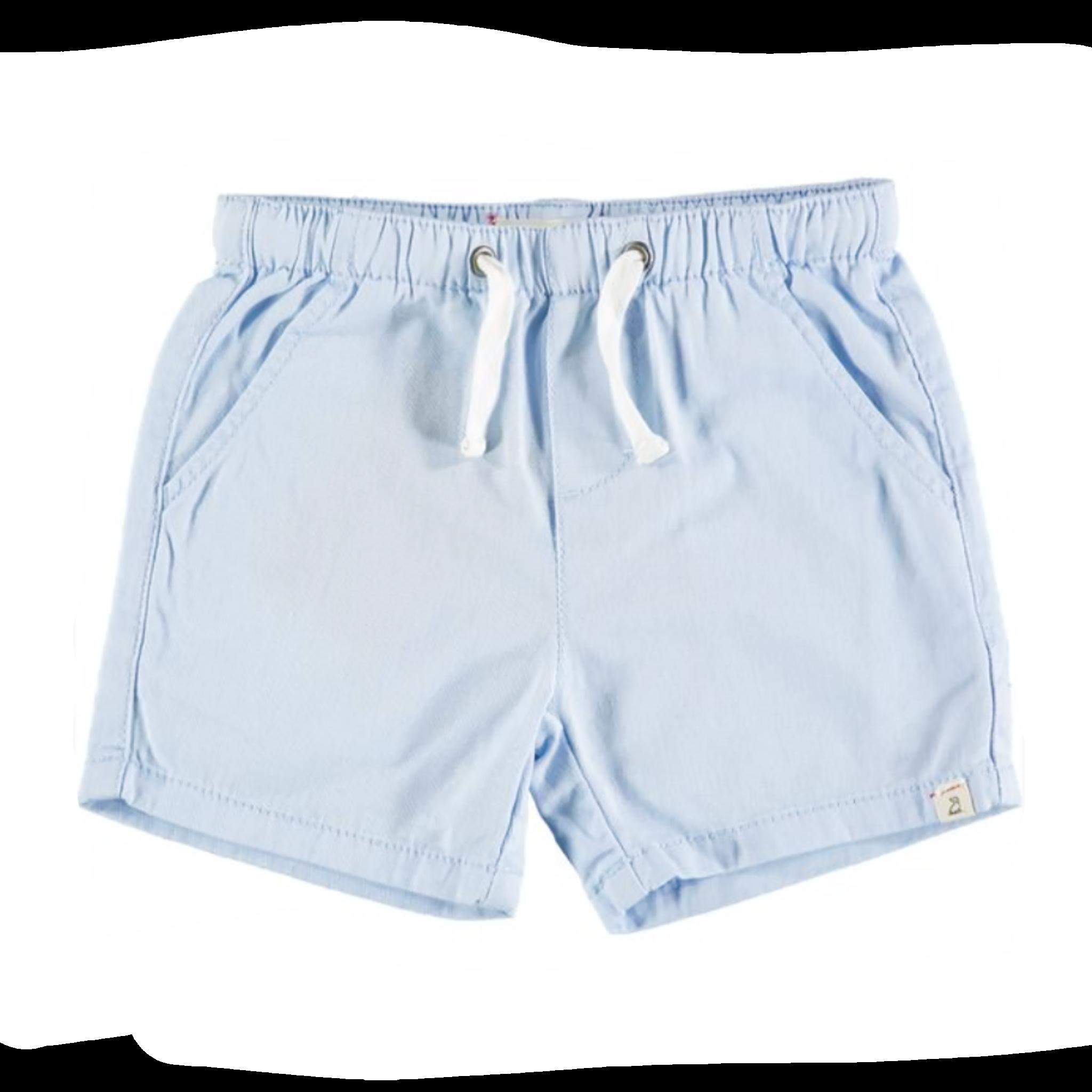 Kid's Twill Shorts-4
