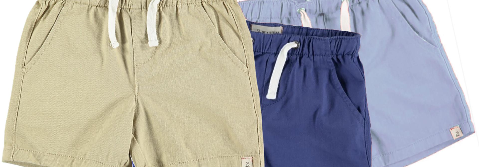 Kid's Twill Shorts