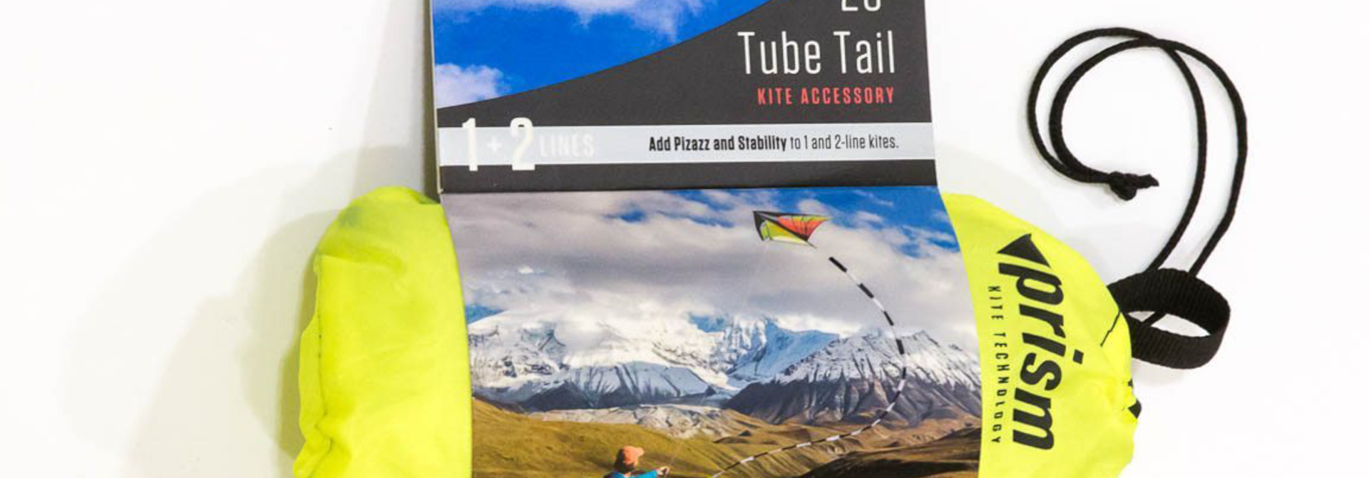 20' Tube Tail, Rainbow
