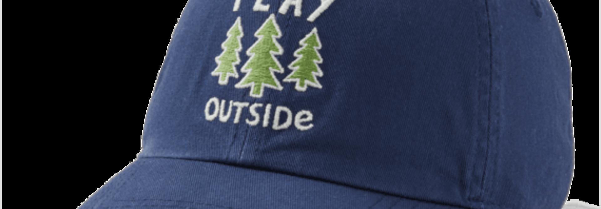 Play Outside Kids Chill Cap, Darkest Blue