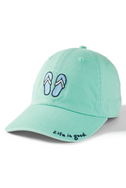 Flip Flops Vintage Chill Cap, Spearmint Green