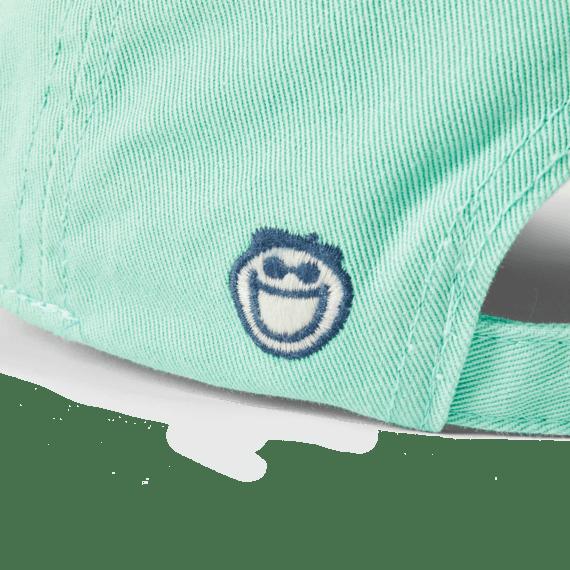 Flip Flops Vintage Chill Cap, Spearmint Green-3
