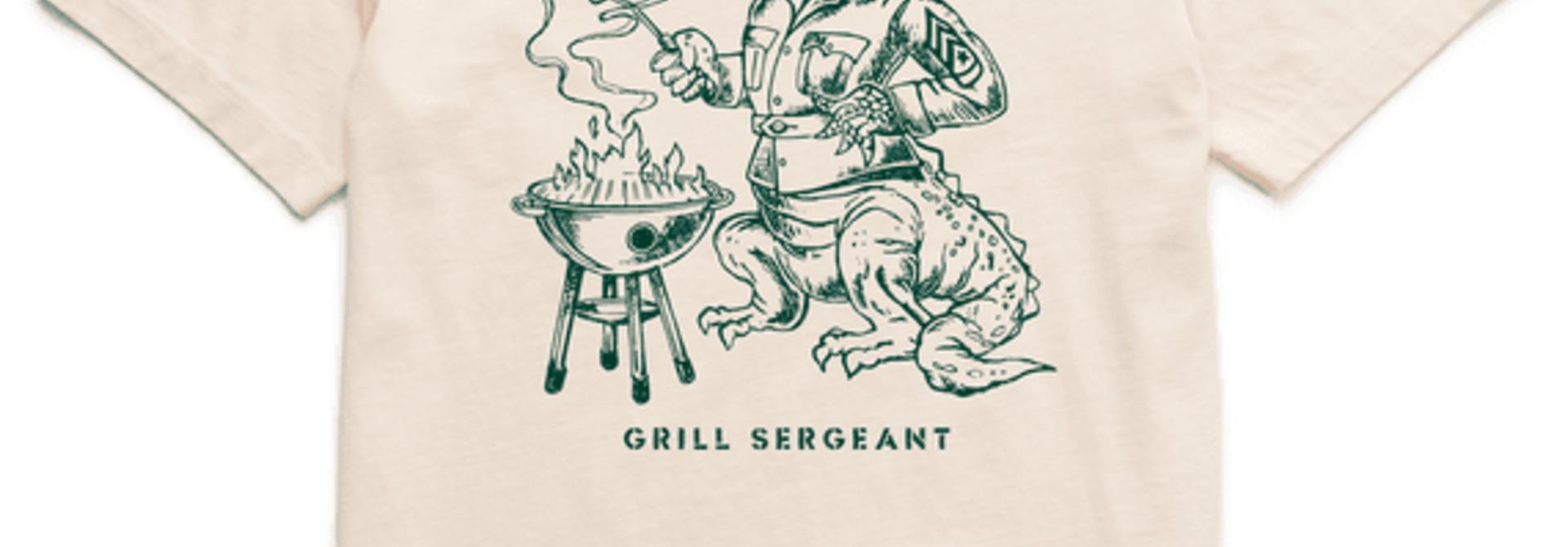 Men's Gator Grill Sergeant Short Sleeved Tee