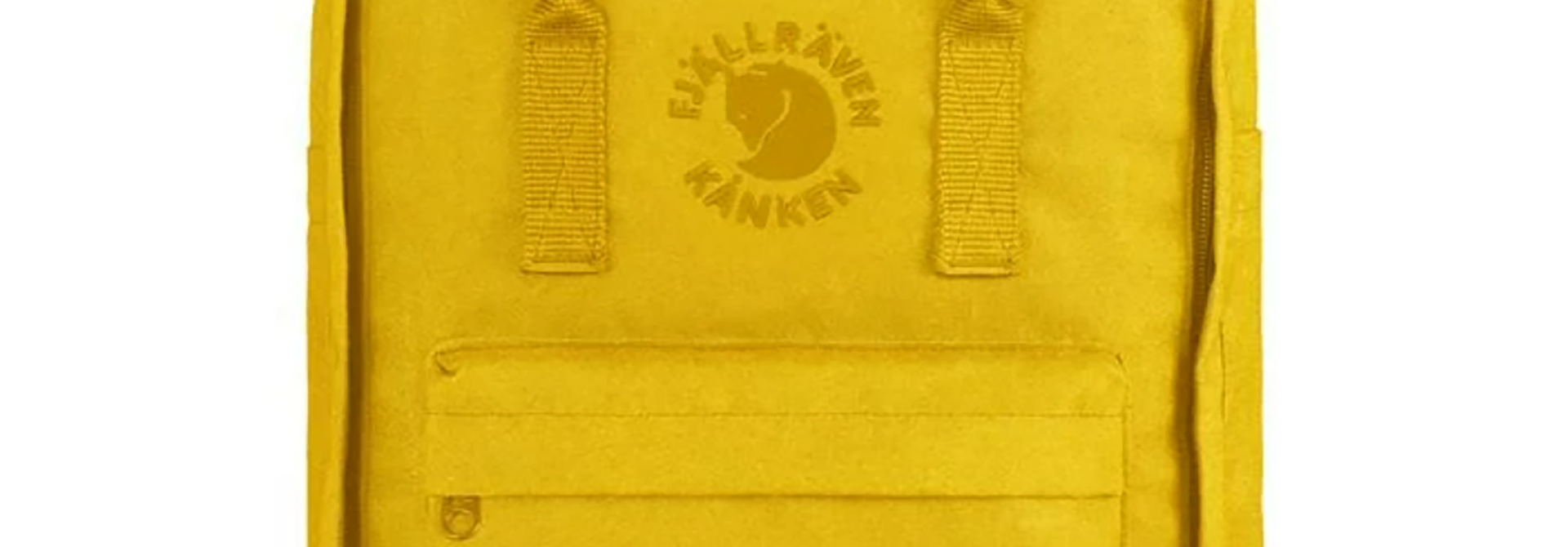 Re-Kanken 12 - Sunflower Yellow