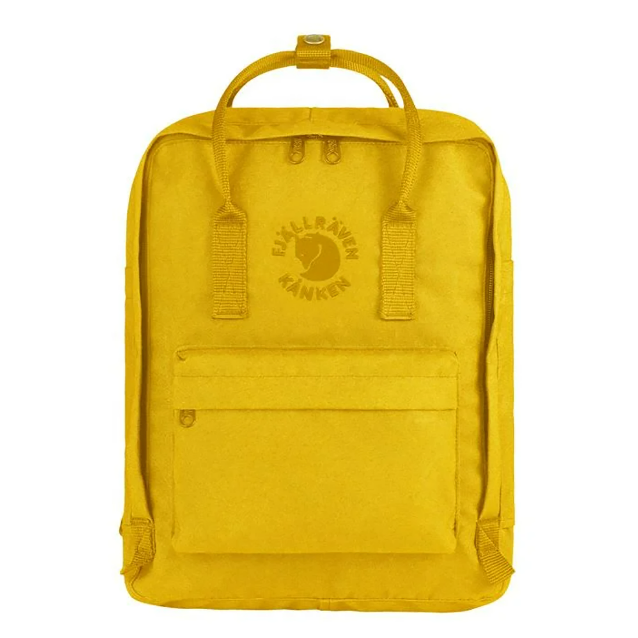 Re-Kanken 12 - Sunflower Yellow-1