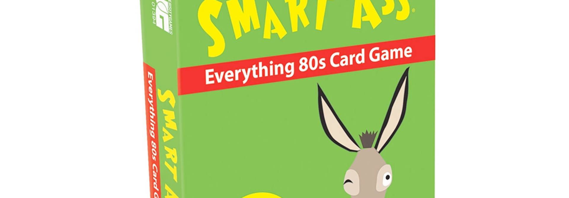 Smart Ass Everything '80s Card Game
