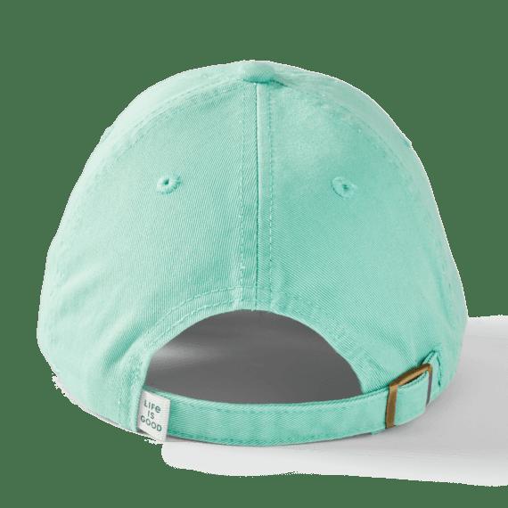 LIG Wordmark Horizontal Chill Cap, Spearmint Green-2