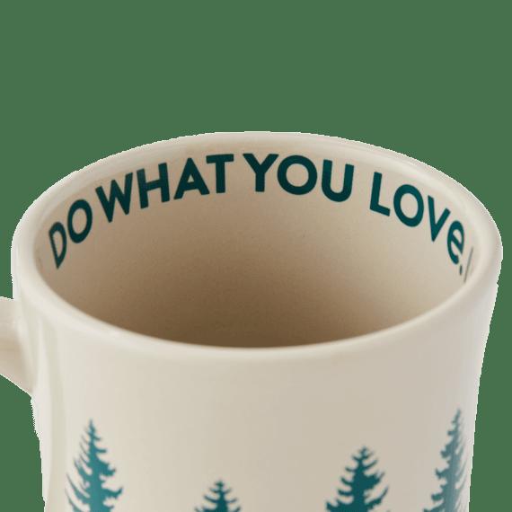 LIG Trees Diner Mug, Bone-3
