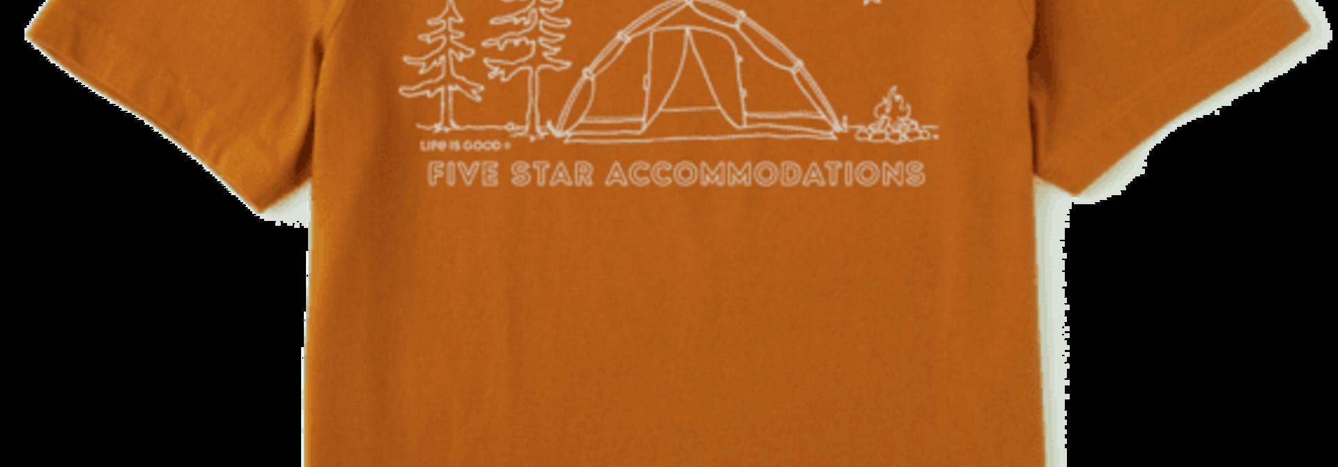M Crusher Tee Five Star Camp, CFEBRN