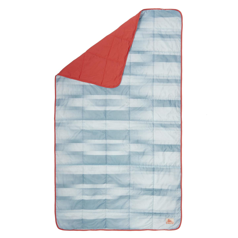 Bestie Blanket, Cranberry/Painted Ombre-1