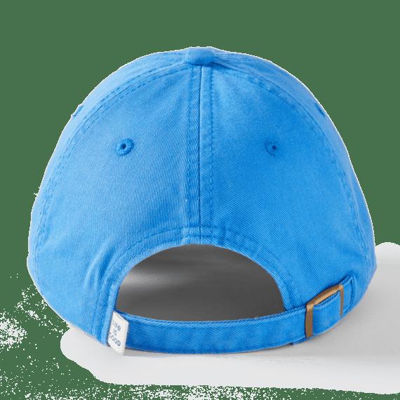 Optimist Chill Cap, Royal Blue-2