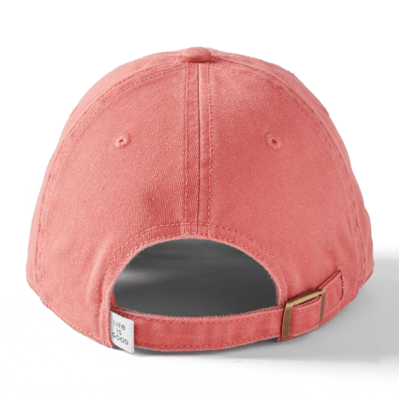 LIG Coin Tattered Chill Cap, Faded Red-2