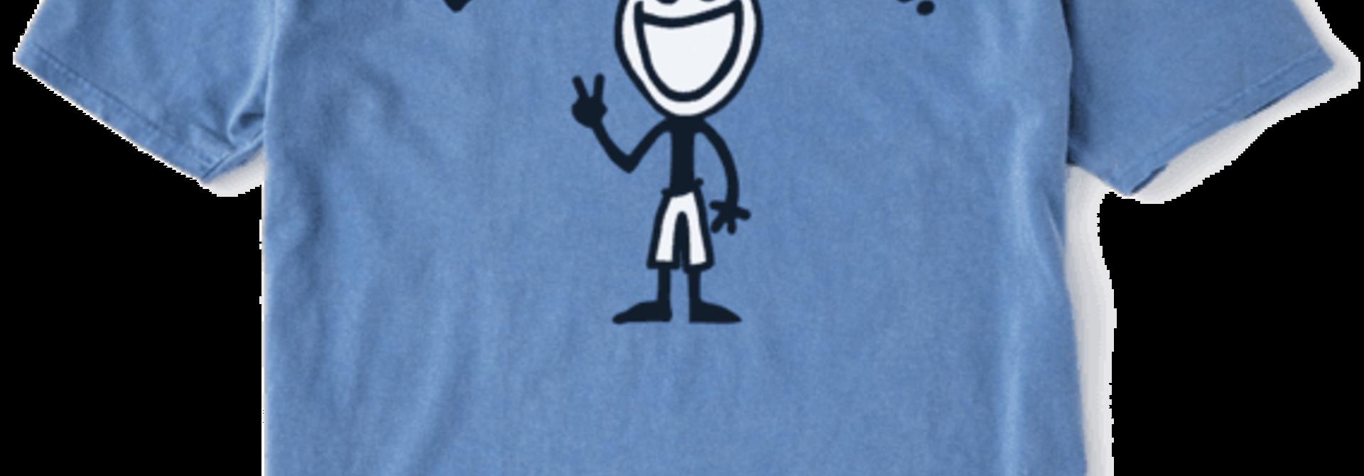 Unisex Original Jake, Slate Blue