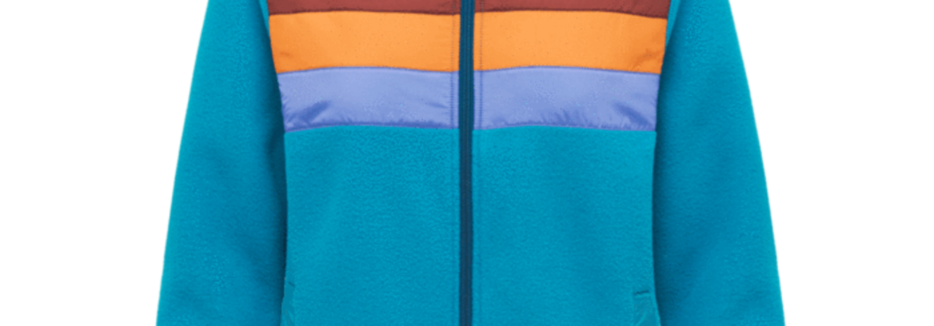 W's Teca Fleece Full-Zip Jacket, Ship Shape