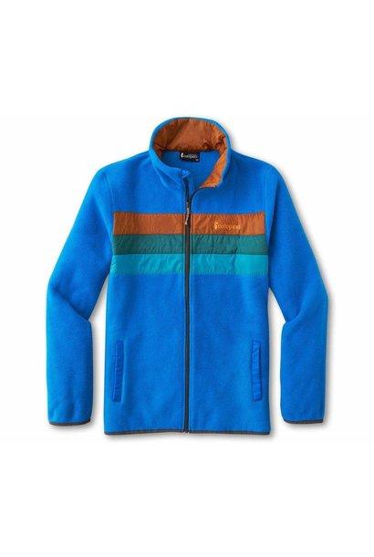 M's Teca Fleece Full-Zip Jacket, Splash