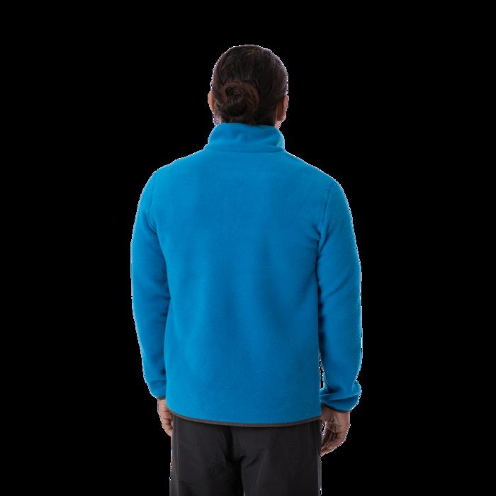 M's Teca Fleece Full-Zip Jacket, Splash-2