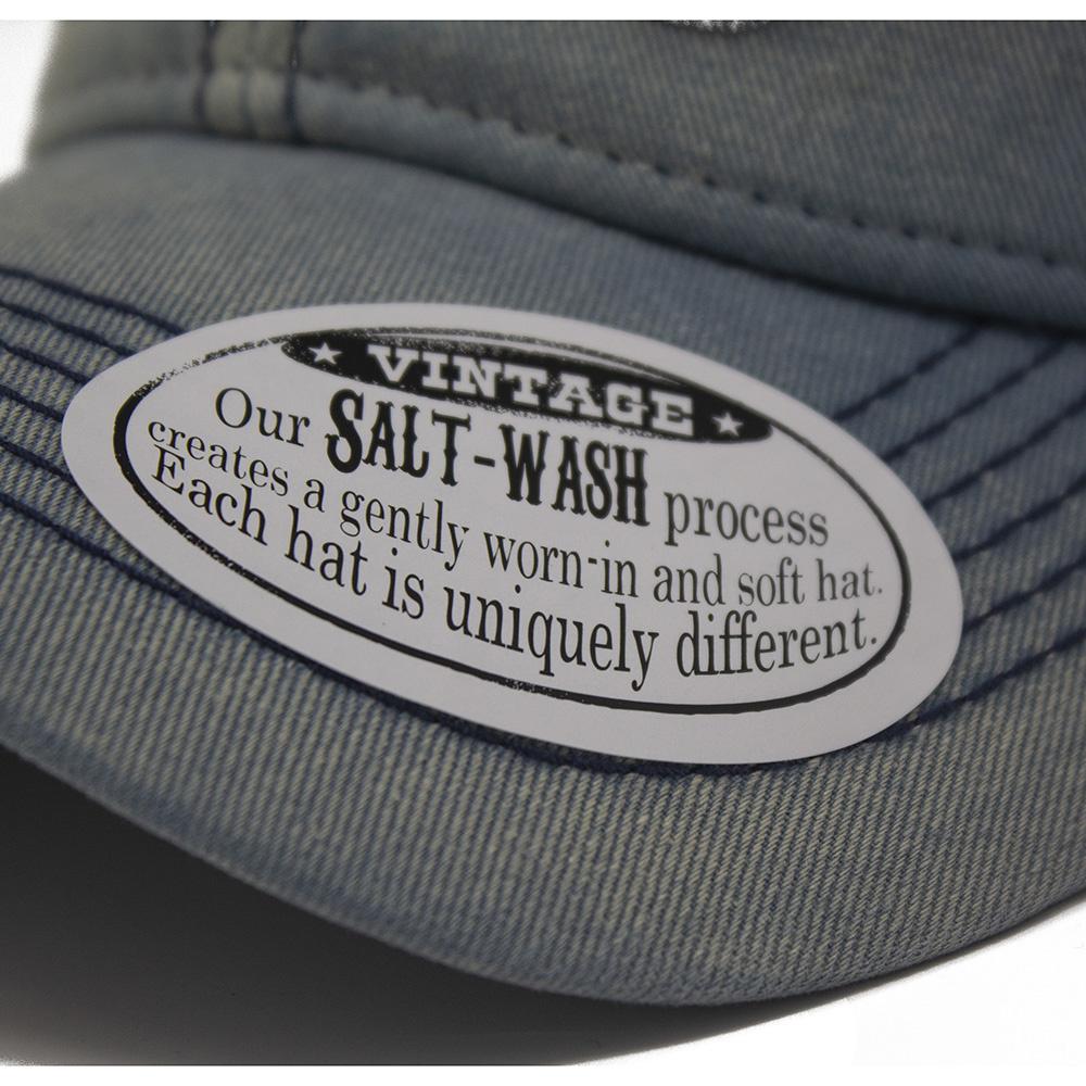 SC Flag Trucker Hat, Americana Blue-3