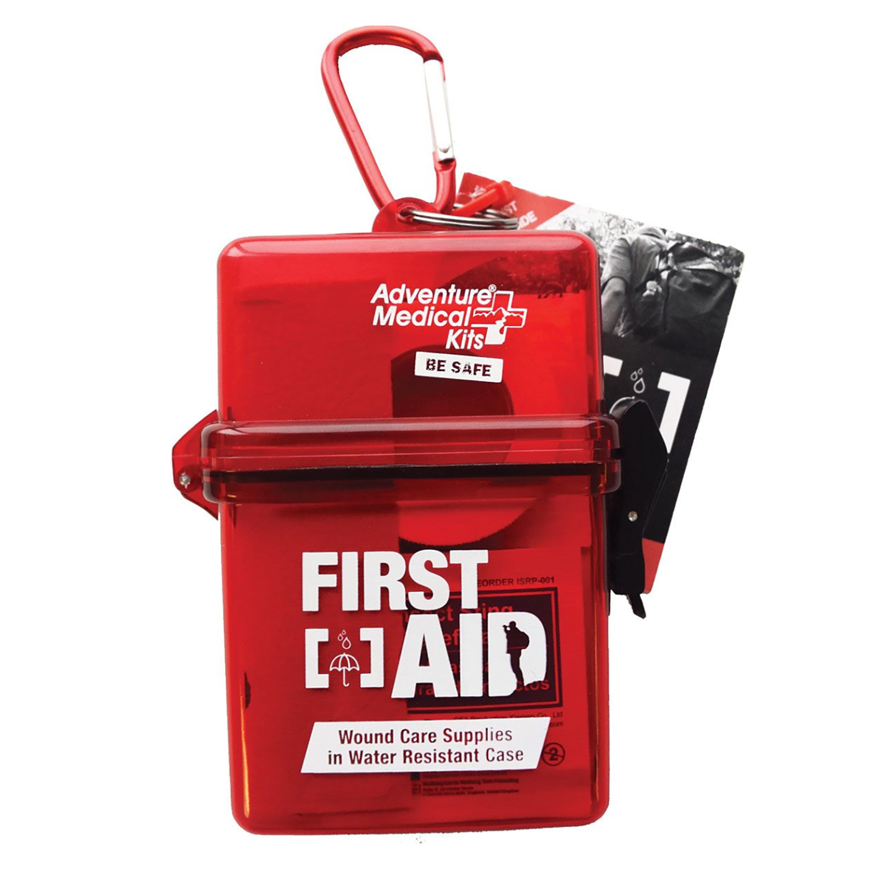 Adventure First Aid Water Resistant Kit-1