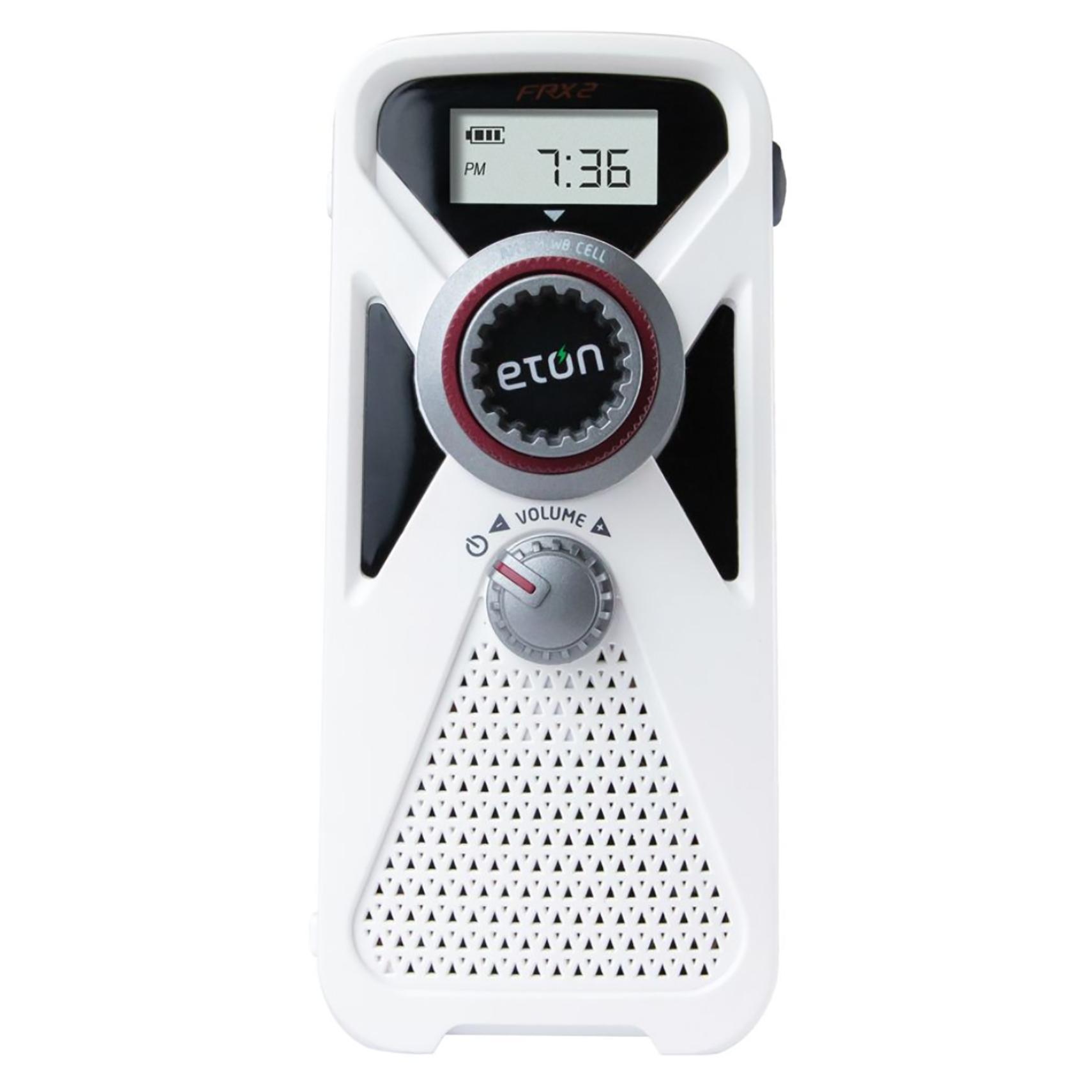 FRX2 Solar-Charge, Hand Crank Radio-1