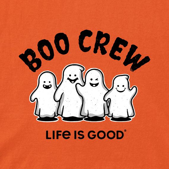 W's Boo Crew Crusher Vee, Nomadic Orange-2